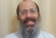 הרב ישי ויצמן ראש ישיבת הסדר חולון
